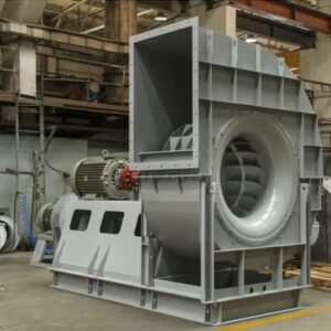 Вентиляторы индустриальные радиальные ВИР