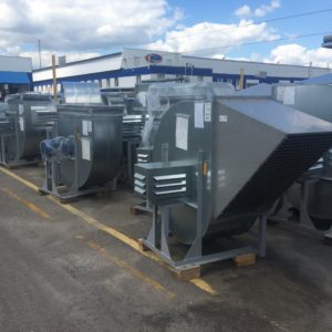 Общепромышленные вентиляторы